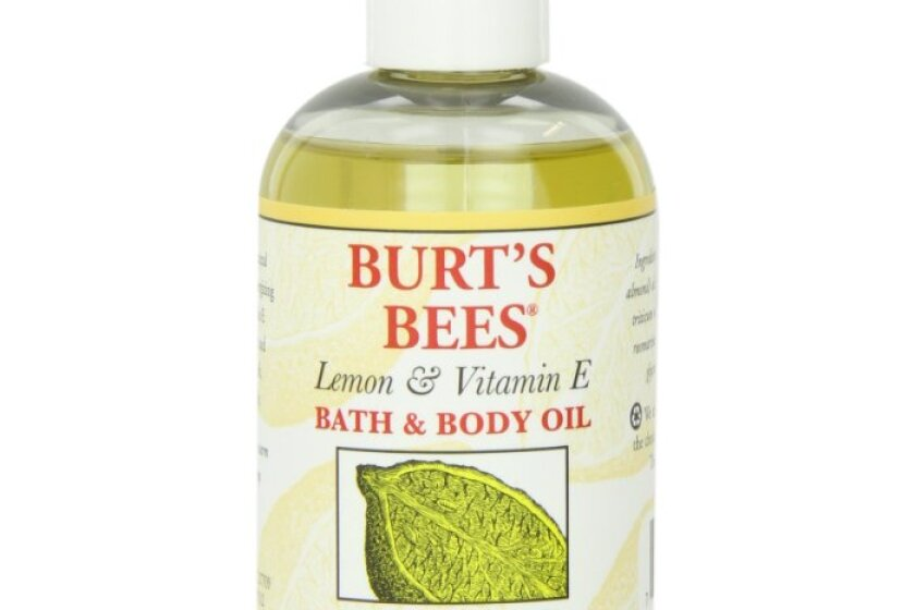 Burt's Bees Lemon & Vitamin E Bath & Body Oil