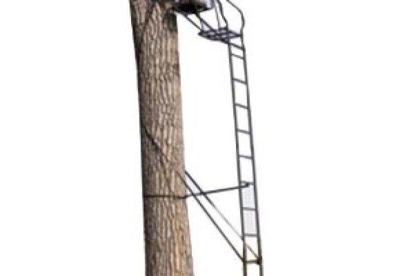 Big Game Rifle Master 16' Ladder Tree Stand