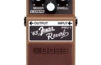 Boss FRV-1 63 Fender Guitar Reverb Pedal