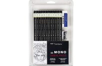 best Tombow Mono Professional Drawing Pencils, 12 Piece Set