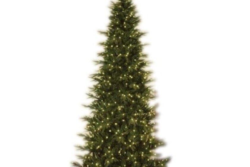 GKI Bethlehem 6 Foot Pallisade Pre-lit Christmas Tree