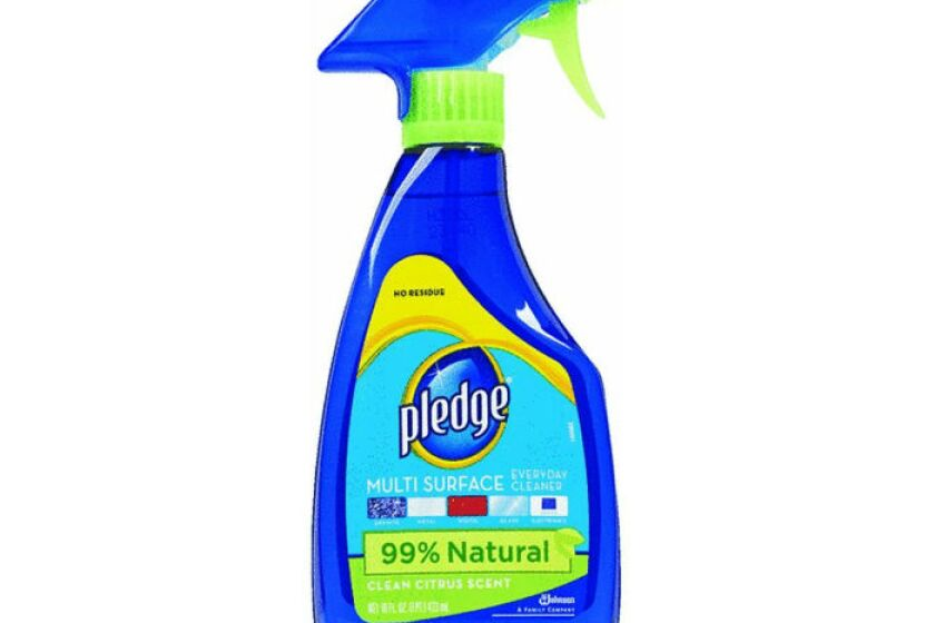 Pledge Multi Surface Antibacterial Cleaner Antibacterial with Citrus Scent