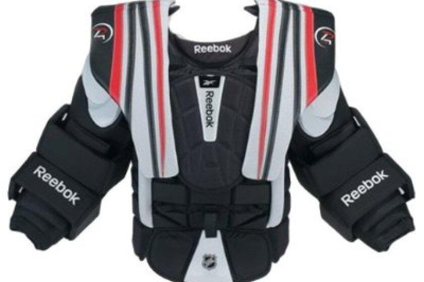 Reebok Premier 4 Goalie Chest & Arm Protector