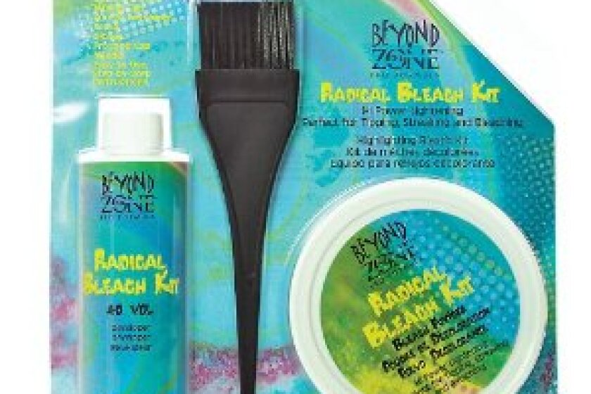 Beyond The Zone On/Off Scalp Radical Bleach Kit