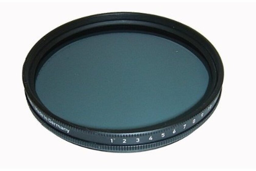 Heliopan 705839 58mm Linear Polarizer