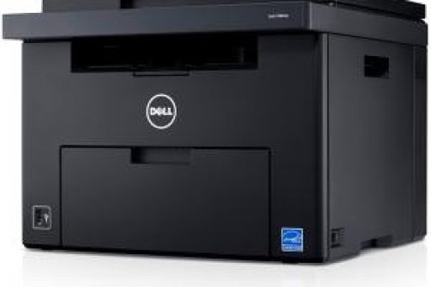 Dell C1765nfw MFP Color Laser Printer