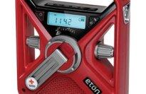 Eton FRX3 American Red Cross Hand Turbine NOAA AM/FM Weather Alert Radio