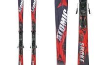 原子烟滑雪