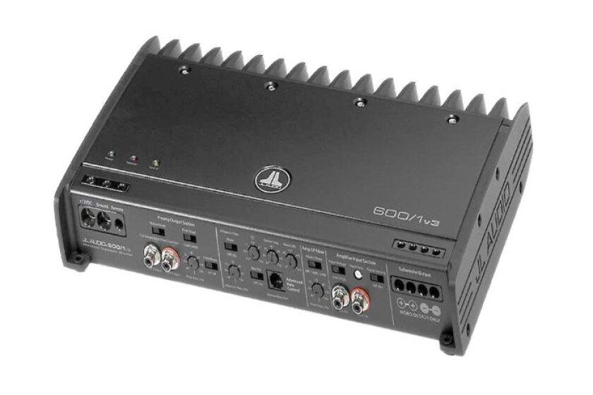 JL Audio Slash 600/1v3 Mono Subwoofer Car Amplifier
