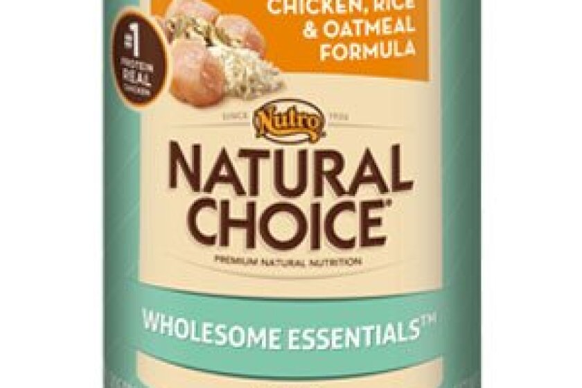 Nutro Natural Adult Formula Canned Dog Food