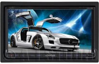 "Kenwood DDX790 eXcelon Double DIN 6.95"" In-Dash DVD Receiver"