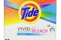 Tide Ultra Vivid White Plus Bright Plus Bleach Laundry Detergent Powder