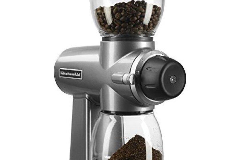 KitchenAid KCG0702CU Burr Coffee Grinder
