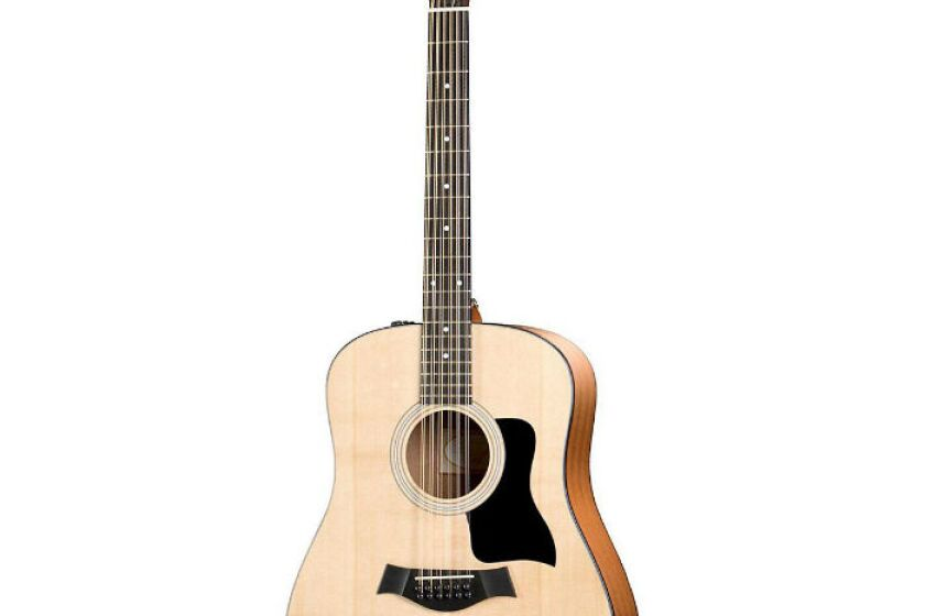 Taylor 150e Dreadnought 12 String Acoustic Electric Guitar