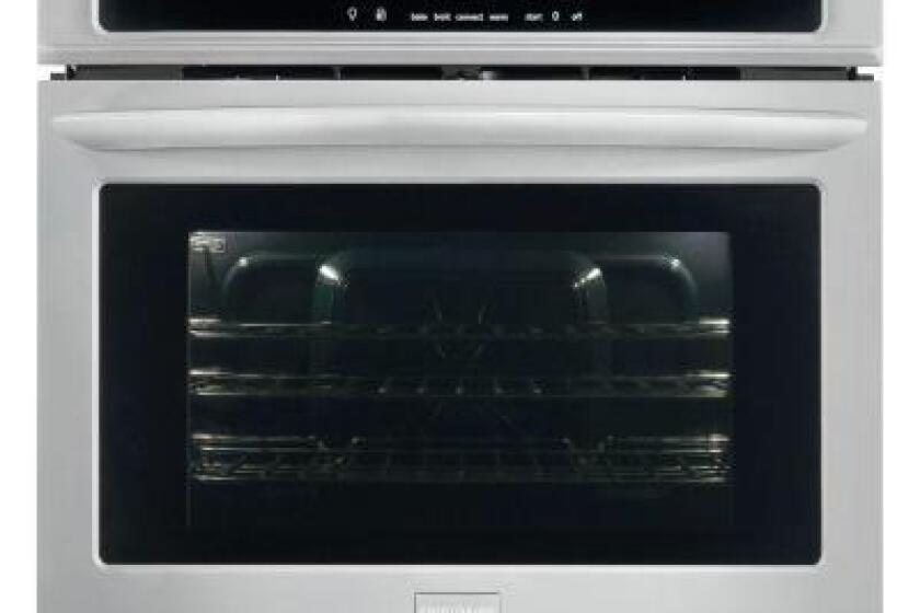 "Frigidaire Gallery 27"" Stainless Steel Electric Single Wall Convection Oven - FGEW2765PF"