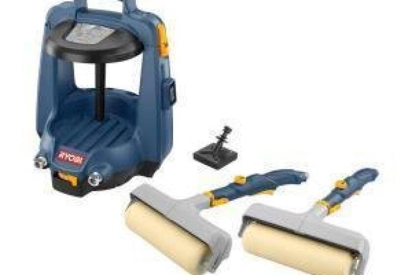 Ryobi Fpr300, Duet Power Paint Tool System