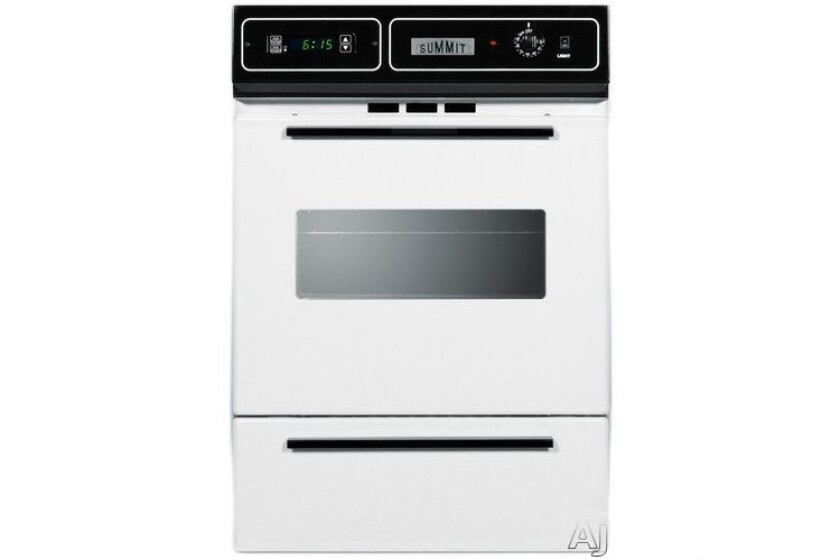 """best Summit 24"""" Gas Wall Oven"""