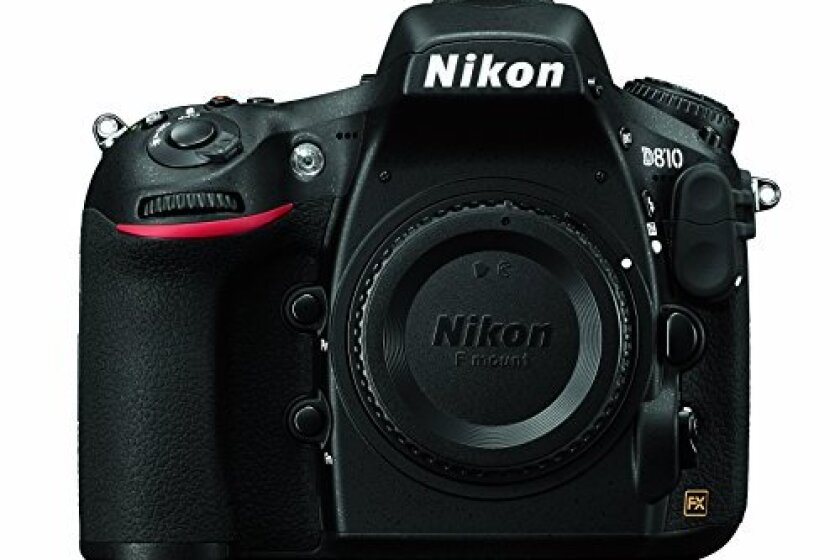 D810 DSLR Camera (Body Only)