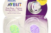 Philips Avent BPA Free Contemporary Freeflow Pacifier