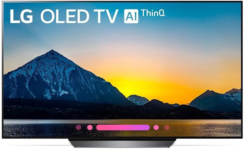 """LG Electronics OLED65B8PUA 65"""" 4K OLED TV"""