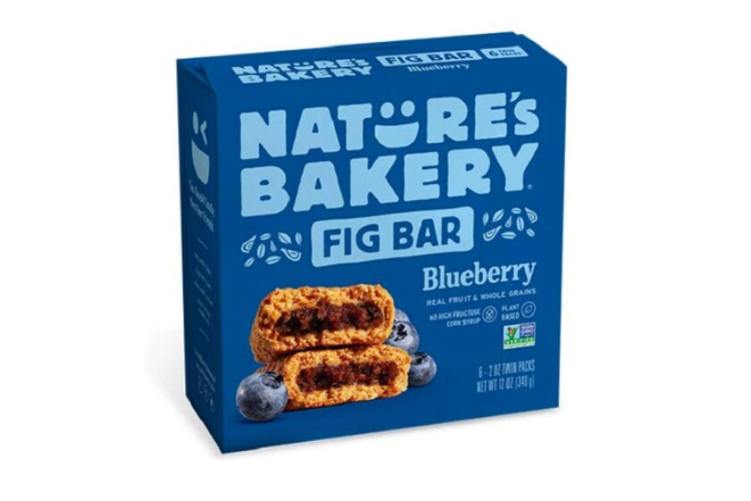 Best Nature's Bakery Blueberry Fig Bars, 2 oz, 6 ct