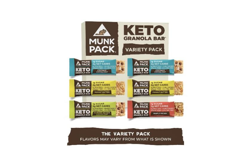 best Munk Pack Keto Variety Pack