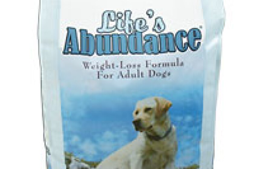 Lifes Abundance Weight Loss Food for Dogs
