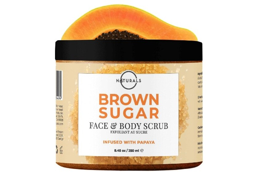 best body scrub