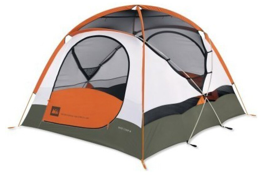 REI Base Camp 6 Tent