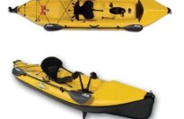 Hobie Mirage Inflatable Single i12s Kayak