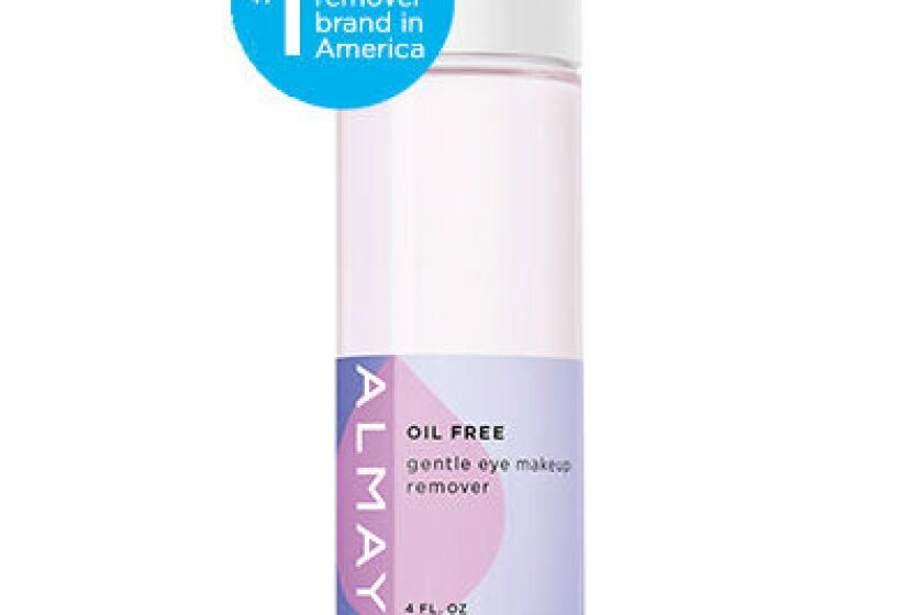 Almay Oil-Free Gentle Eye Makeup Remover