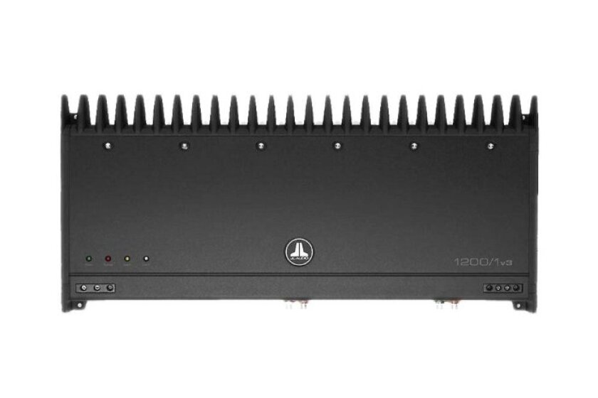 JL Audio Slash Series 1200/1v3 Mono Subwoofer Car Amplifier / 1,000 watts RMSx1