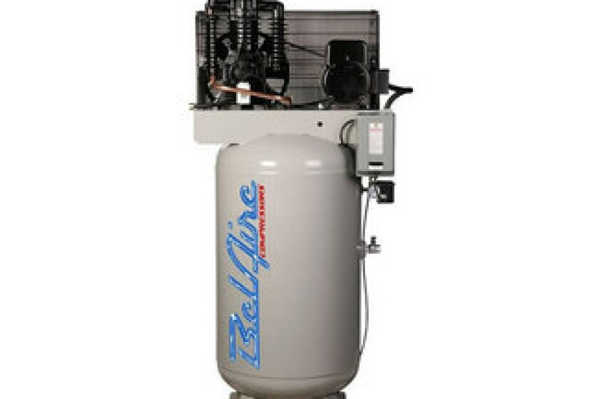 BelAire 338VE Two Stage, 5 HP Air Compressor