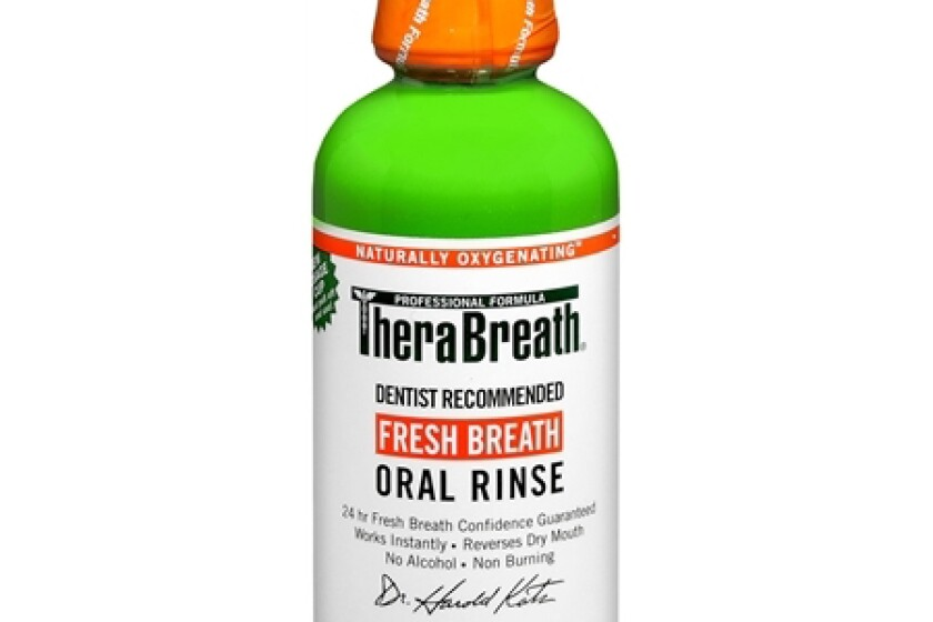 Dr. Katz TheraBreath Oral Rinse