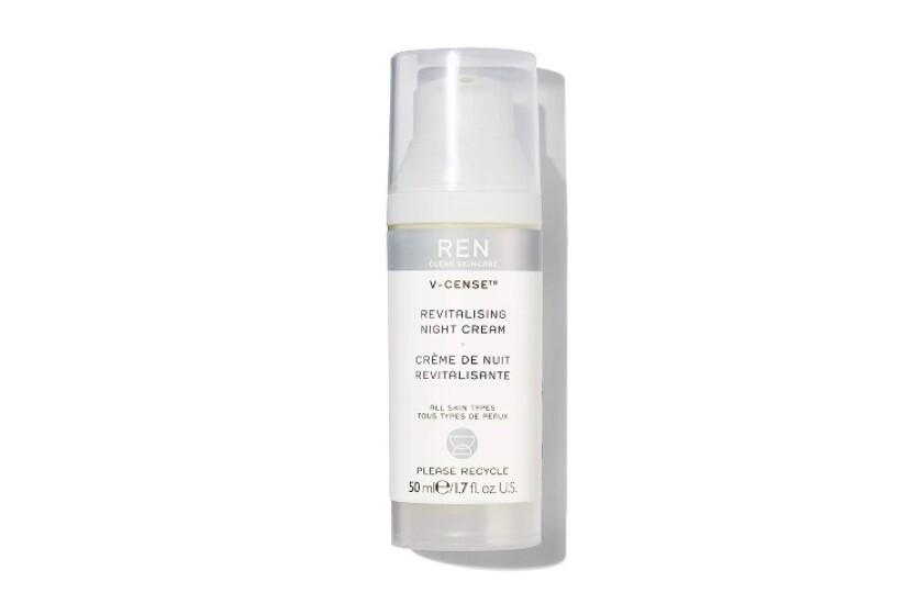 best Ren V-Cense Revitalising Night Cream