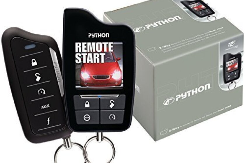 Directed Electronics Inc 5906P Responder SST 2-Way Security and Remote Start System