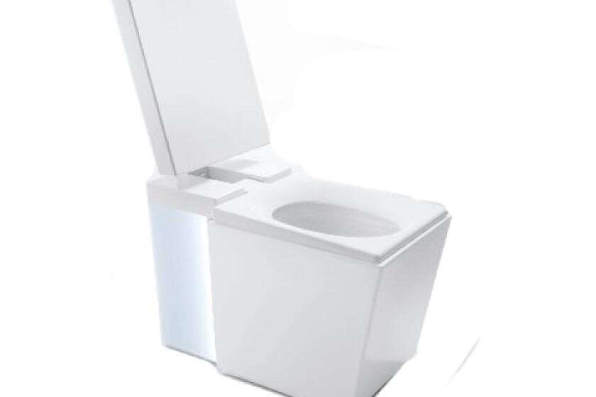 Kohler K-3900-0 Numi Comfort Height One-Piece Elongated Toilet