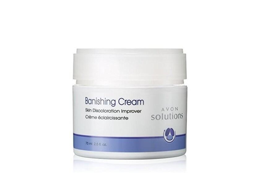 best Avon Banishing Cream Skin Discoloration Improver