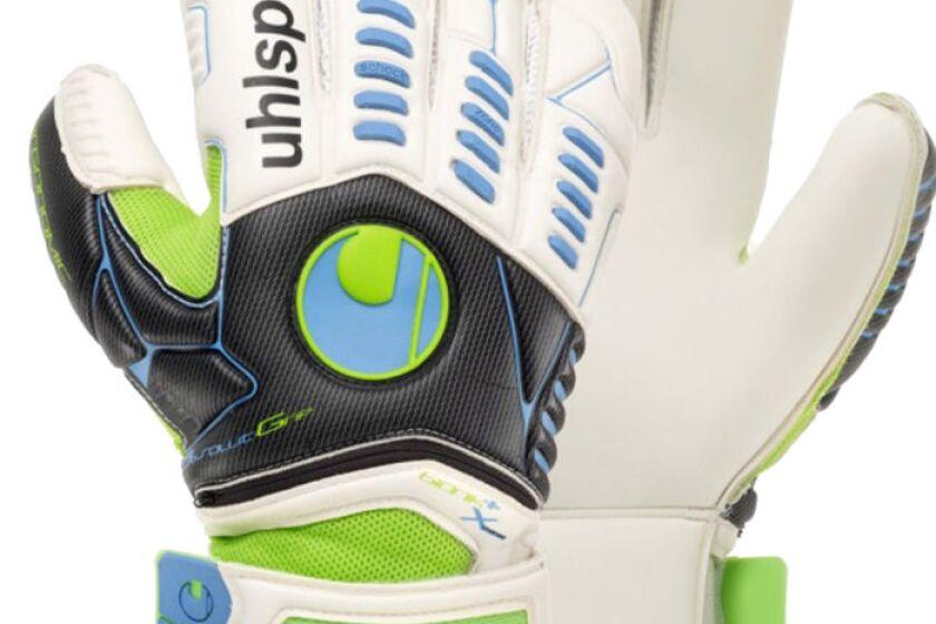 Uhlsport Ergonomic Absolutgrip Bionik X-Change Goalkeeper Glove