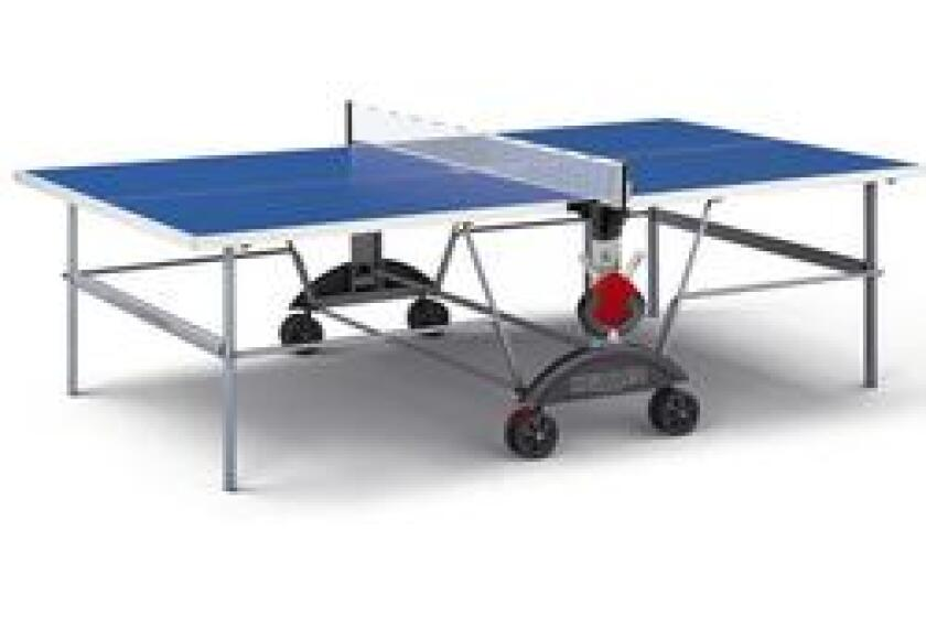 best pro outdoor table tennis table