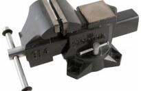 "Olympia Tools 38-614 "" Mechanic's Bench Vise"
