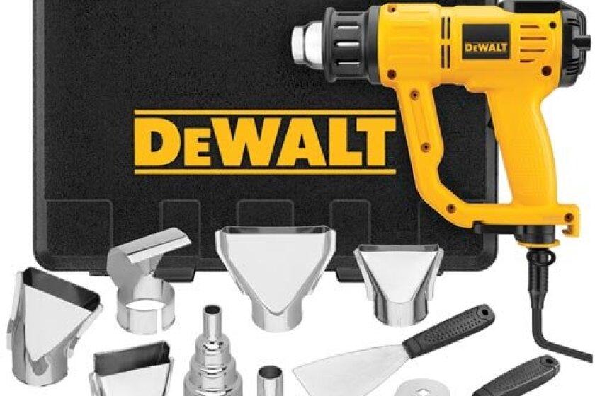 DEWALT D26960K Heavy Duty Heat Gun with LCD Display