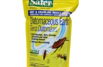Safer Brand Diatomaceous Earth Powder, Ant, Crawling Insect, and Bed Bug Killer