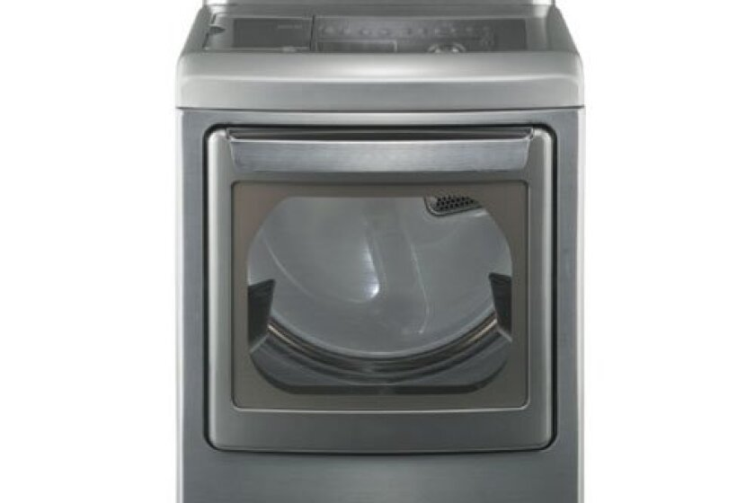 LG Ultra-Large 7.4 Cu. Ft. Electric Steam Dryer - DLEX5170