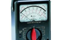 Triplett 630, Classic Volt-Ohm Multimeter with 25 Ranges and Functions