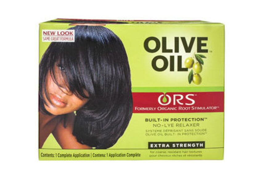 ORS Olive Oil No-Lye Relaxerkit Extra Strength