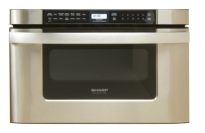 Sharp Built-in Microwave Drawer - KB6524PS