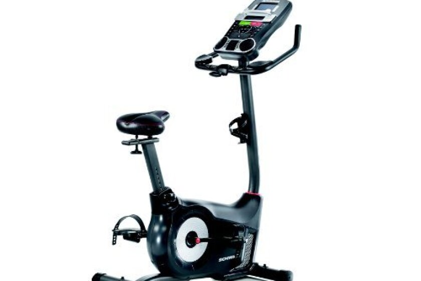 Marcy Magnetic Upright Exercise Cycle