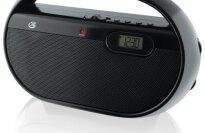 GPX Inc. R602B Portable AM/FM Radio