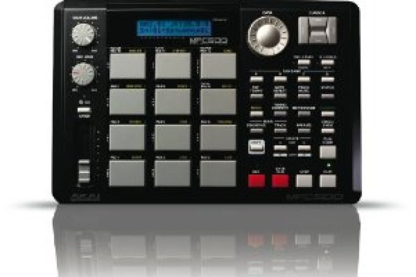 Akai MPC500 MIDI Production System